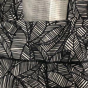 Lululemon cropped patterned leggings